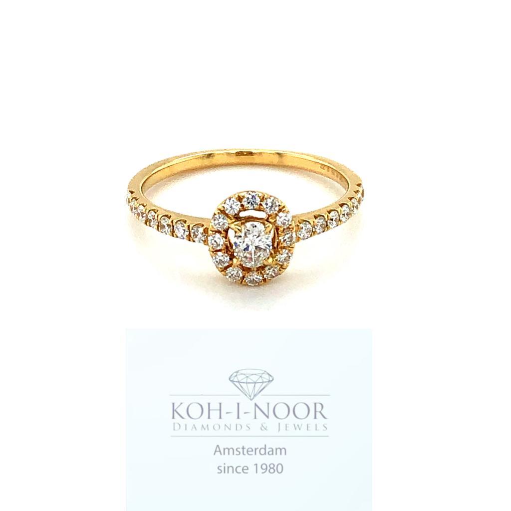 R7621-Keen14krt-geel-gouden-halo-ring-diamanten-29-0.30ct