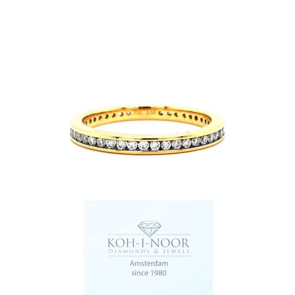 r7237-va-18krt-geel-gouden-alliance-rail-ring-briljant-45-0.50krt-diamanten-twess-si-18mt-57mt-2.8gr-1625_