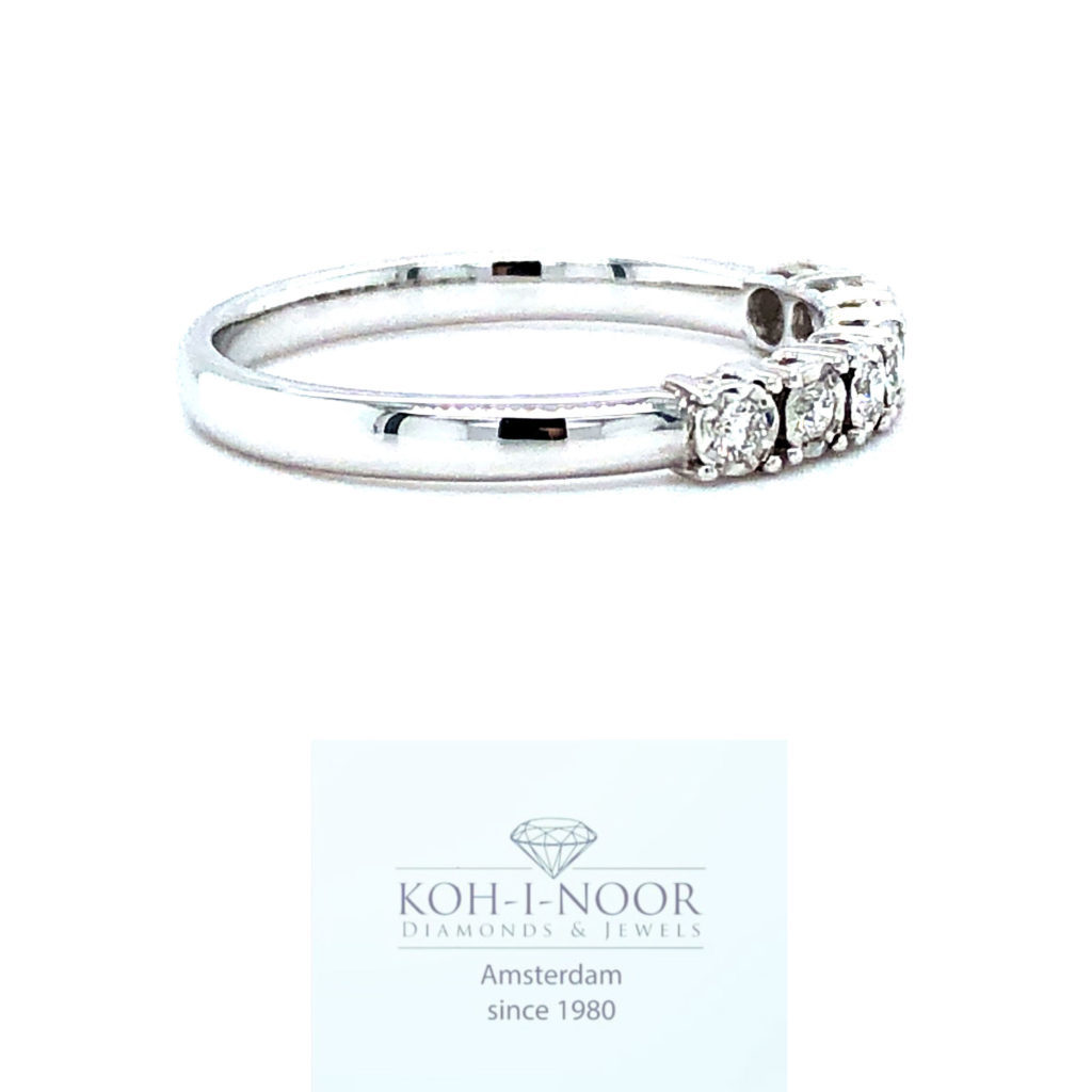 r8996-ka-620-18krt-wit-gouden-spiegel-chaton-rij-ring-briljant-7-013krt-diamanten-twess-vs2-16.75mt-53mt-2.3gr
